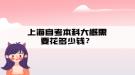 上海自考本科大概需要花多少钱?